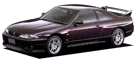 Nissan Skyline (R33) Coupe