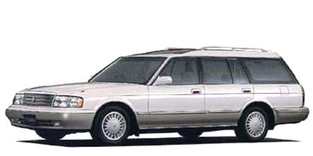 Toyota Crown VIII Wagon (S130)